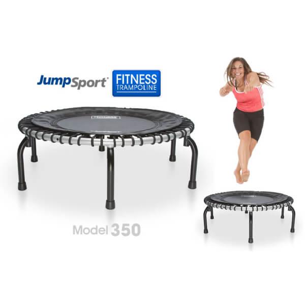 Jumpsport Fitness Trampoline Model 570 Pro Professional: JumpSport Trampolines