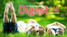 July 2016 Fruit-Powered Digest greetings