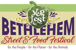 Banner for Bethlehem VegFest