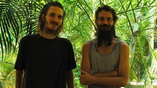 Mads and Mikkel Gisle Johnsen are photographed in Thailand