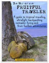 Front cover of The Way of the Fruitful Traveler by Mikkel Gisle Johnsen