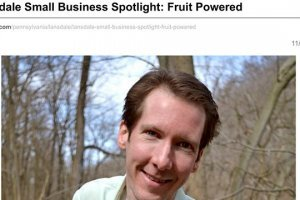 Brian Rossiter in Patch's Lansdale Small Business Spotlight