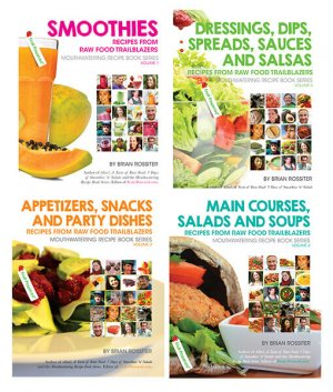 Mouthwatering Recipe Book Series covers 300x0 - Mouthwatering Recipe Book Series (4 E-Book Set)