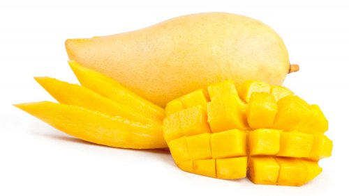 Raw Vegan Recipes - Peter's Mango Salad - Peter Csere - Fruit-Powered