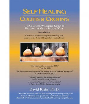 Self Healing Colitis and Crohns front cover 300x0 - Self Healing Colitis & Crohn's by Dr. David Klein (E-Book)