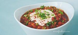Recipe for Raw Vegan Chili from Melissa Raimondi