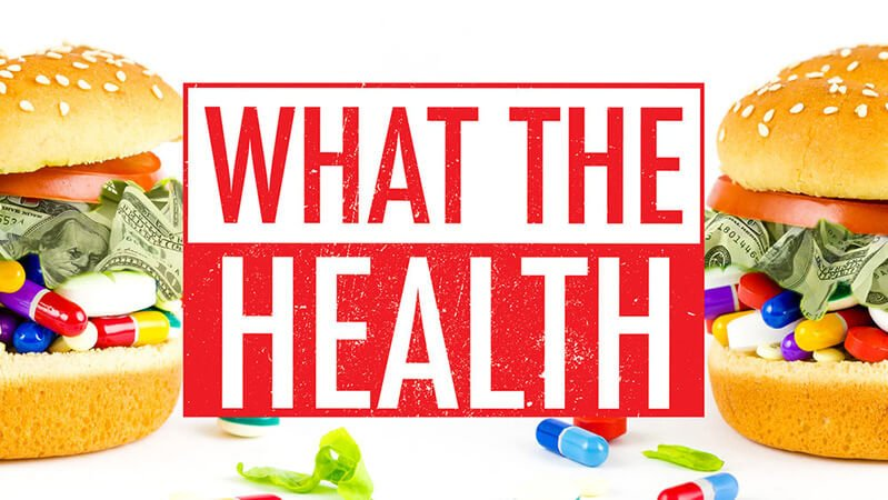 Banner for the film What the Health