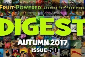 Autumn 2017 Fruit-Powered Digest greetings