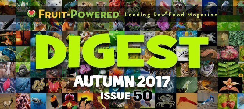 Fruit-Powered Digest: Autumn 2017