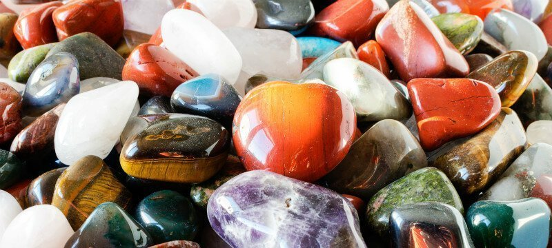 Gemstones and Crystals Can Raise Our Vibration