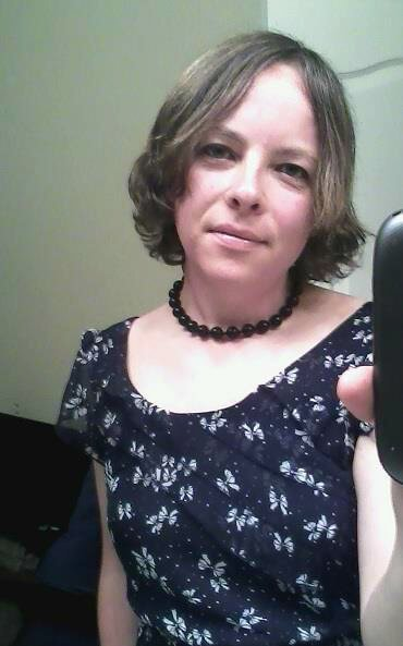 Danielle McGrogan in 2011 while living as a man before continued gender transition