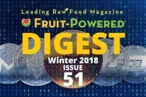 Winter 2018 Fruit-Powered Digest greetings