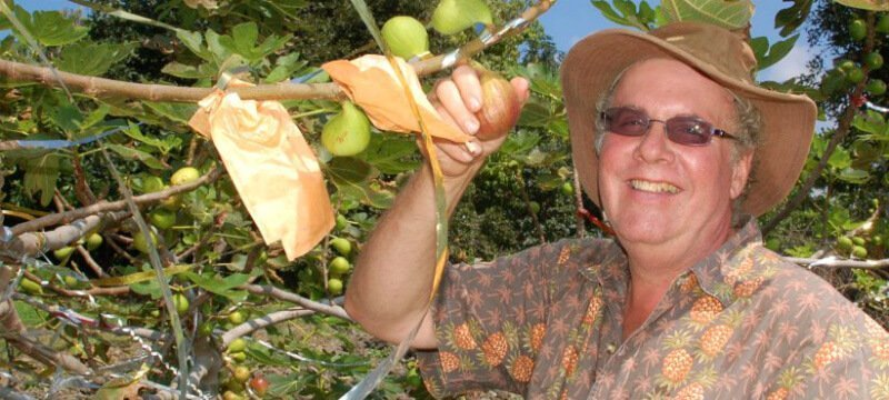 Ken Love in Worldwide Pursuit of the Choicest Fruits