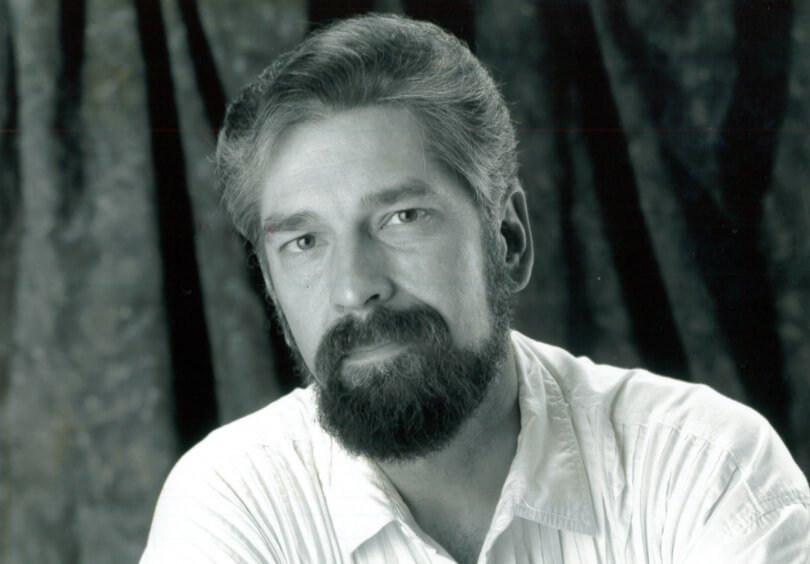 Headshot of David Christopher, a health and herbs authority