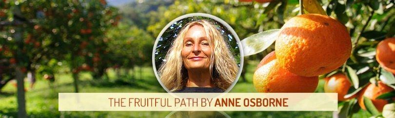 The Fruitful Path by Anne Osborne - Fruit-Powered