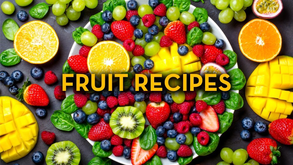 Fruit Recipes - Raw Vegan Recipes - Fruit-Powered