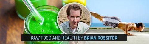 Insight From Natural Health Headers - Raw Food and Health by Brian Rossiter - Fruit-Powered