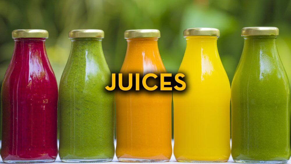 Juice Recipes - Raw Vegan Recipes - Fruit-Powered