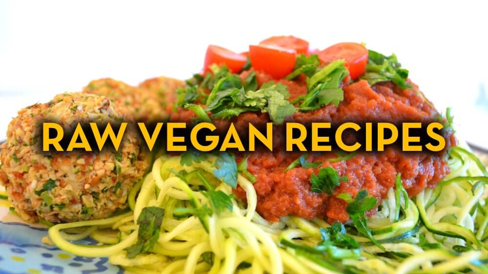 Raw Vegan Recipes - Fruit-Powered