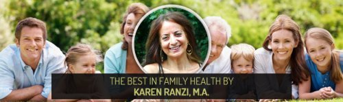 The Best in Family Health by Karen Ranzi - Fruit-Powered Digest