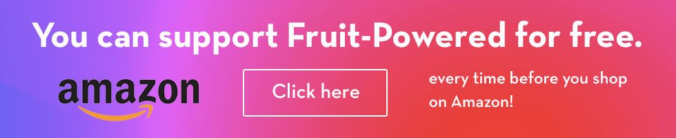 Amazon banner - full width - Fruit-Powered