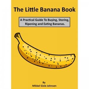 The Little Banana Book by Mikkel Gisle Johnsen - front cover - Fruit-Powered Store