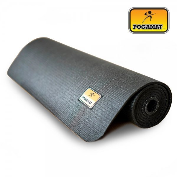 Pogamat Anti-Tear Cardio Mats and Yoga Mats - exercise mats - rolled up - Fruit-Powered Store