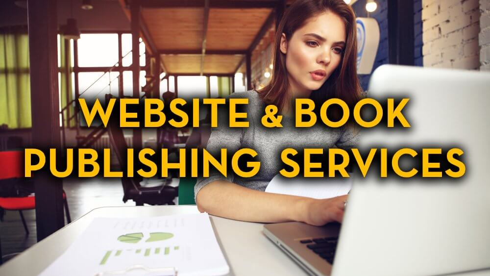 Website Publishing and Book Publishing Services - Brian Rossiter - Fruit-Powered