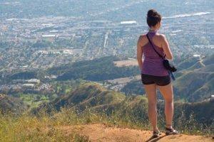 Physical fitness - Tarah Millen - Wildwood hike - Fruit-Powered
