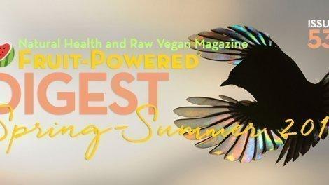Fruit-Powered Digest - greetings - spring-summer 2019
