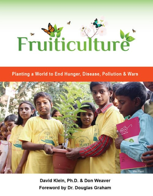Fruiticulture by Dr. David Klein and Don Weaver - front cover - Fruit-Powered
