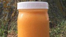 Mango-Peach-Orange Smoothie recipe - TJ Long - Raw Vegan Recipes - Fruit-Powered