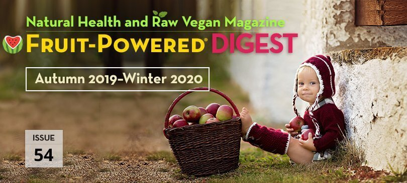 Fruit-Powered Digest - greetings - autumn 2019-winter 2020