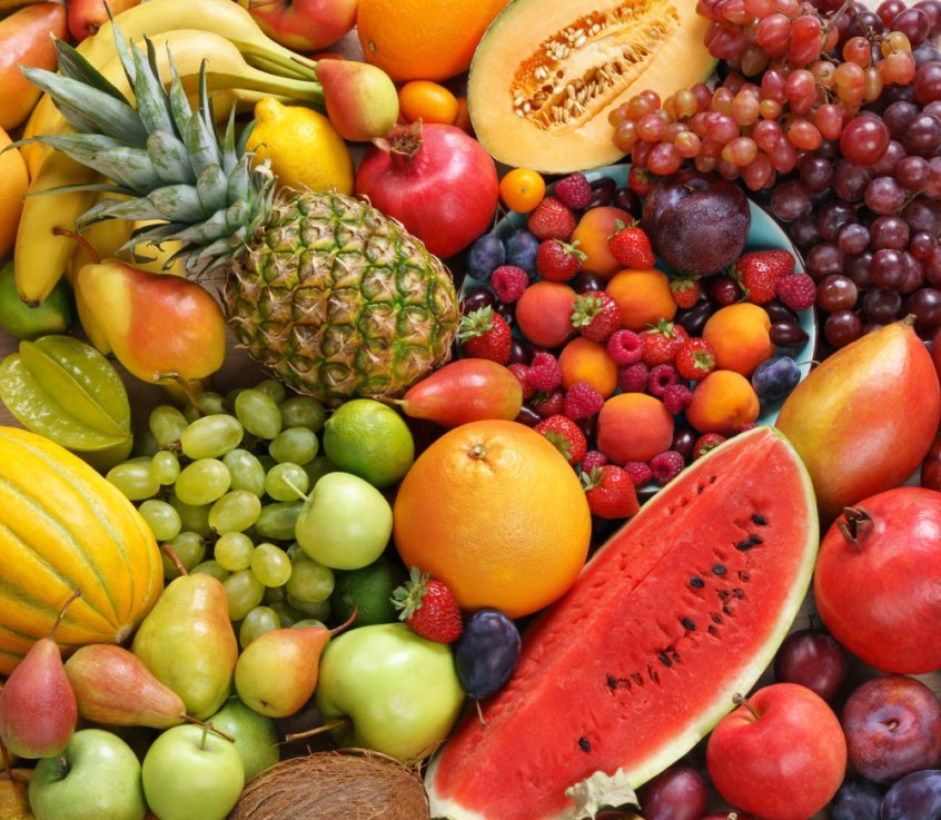 Fruitarianism - spiritual connection - intuitive clarity - fruit assortment - Fruit-Powered