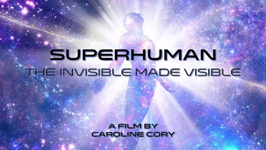 Superhuman: The Invisible Made Visible - person ascending - Fruit-Powered