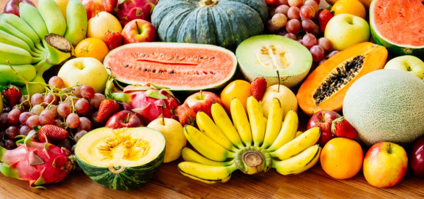 Assorted mixed fruits - Fruit-Powered
