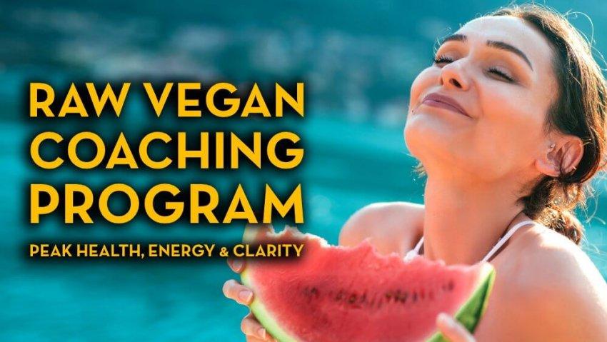 Raw Vegan Coaching Program - Health Coach - Brian Rossiter - Fruit-Powered